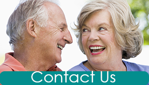 Man and Woman Smiling - Health Care Center